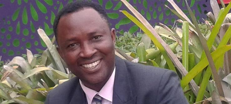 UDkt Andrew Eloka-Eboka, oqokwe njengolungu lesikhungo sesayensi sase-Afrika i-African Academy of Sciences (AAS).