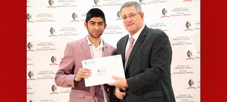 Scholarships Keep BCom Student Aiming High