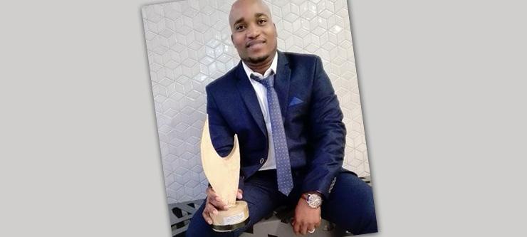 UMnu Sanele Gamede – Oklonyeliswe ngendondo yonyaka wezi-2016  ye-KZN Young Achievers Award emkhakheni Wezobuchwepheshe BezokuXhumana.