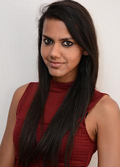 Ms Risha Rajkumar.