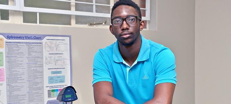 Mr Siyabonga Shezi.
